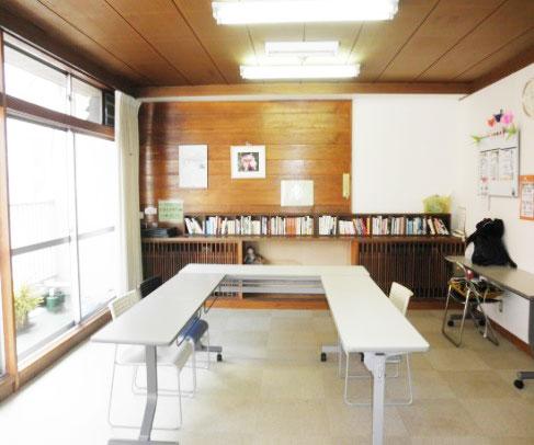 3階 図書・娯楽室