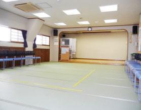 4階 談話室